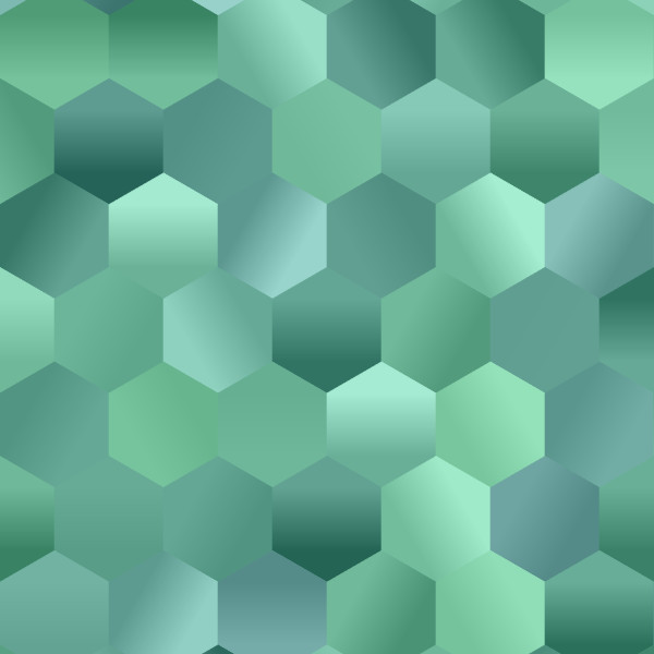HalftonePro Polygons - Vector Low Poly Pattern Generator