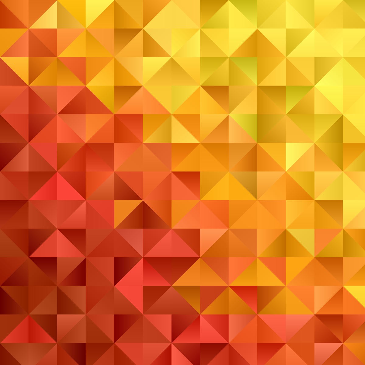 halftonepro polygons vector low poly pattern generator